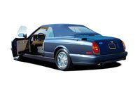 2009 Bentley Azure, Back Left Quarter View, exterior, manufacturer