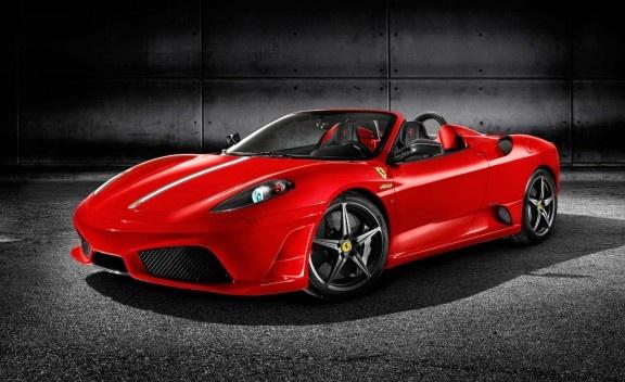 Front Left Quarter View (Ferrari North America)