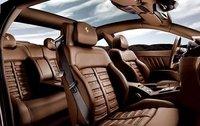 2009 Ferrari 612 Scaglietti, Interior View, interior, manufacturer