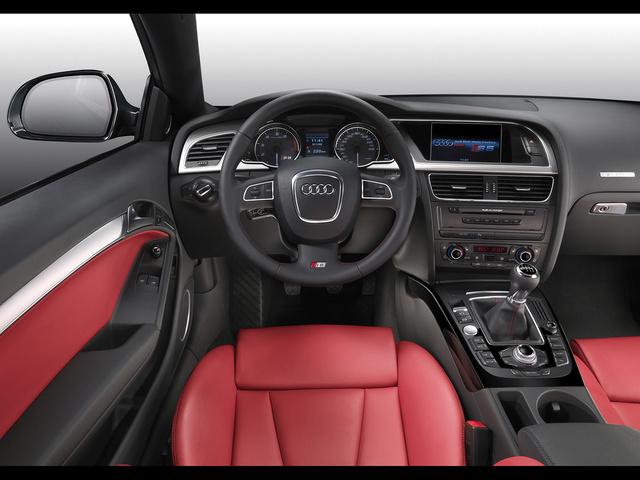2011 Audi S5 - Interior Pictures - CarGurus