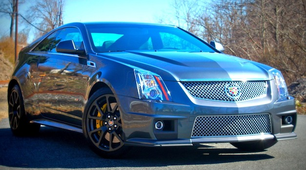 picture of 2012 cadillac cts v coupe base exterior. Cars Review. Best American Auto & Cars Review