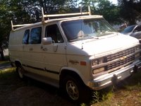 1993 Chevrolet Chevy Van Picture Gallery