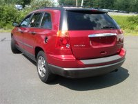 Picture of 2008 Chrysler Pacifica LX AWD, exterior, gallery_worthy