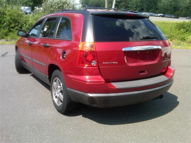 Picture of 2008 Chrysler Pacifica LX AWD, exterior