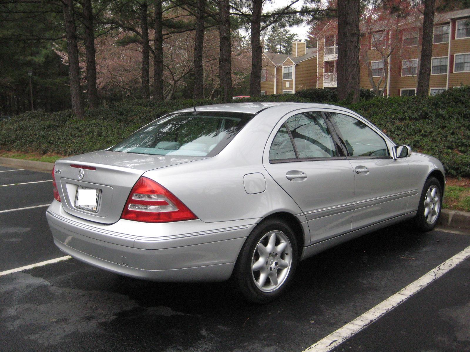 2001 mercedes benz c class pictures cargurus for 2001 mercedes benz