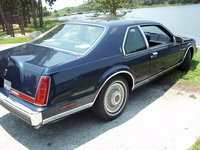 1988 Lincoln Mark VII Bill Blass Edition picture