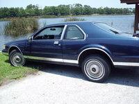 1988 Lincoln Mark VII Bill Blass Edition picture, exterior