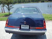 1988 Lincoln Mark VII Bill Blass Edition picture, exterior