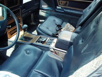 Picture of 1988 Lincoln Mark VII Bill Blass Edition, interior