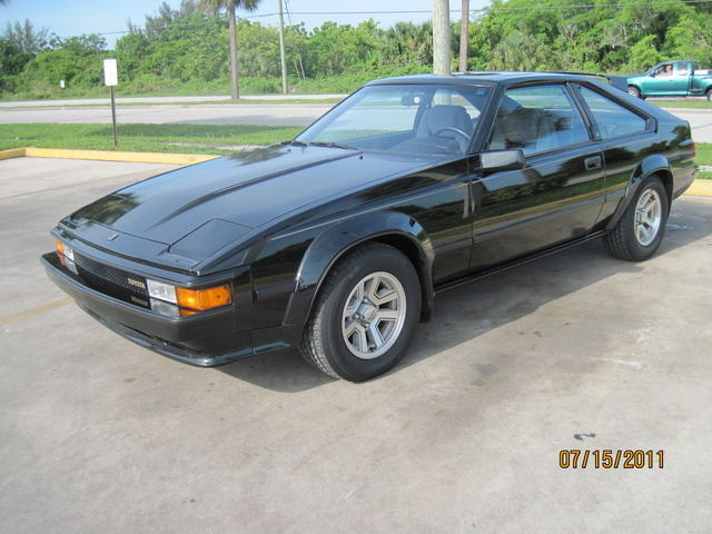 Picture of 1984 Toyota Supra 2 dr Hatchback L-Type, exterior, gallery_worthy