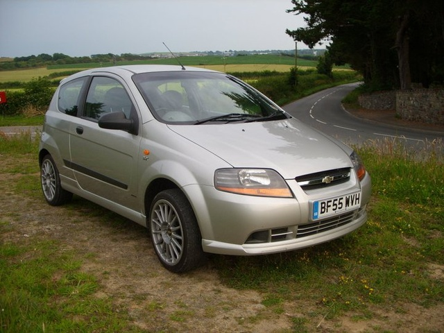 Picture of 2005 Chevrolet Kalos, exterior