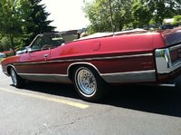 1972 Ford LTD, 72 LTD Convertible, 2 owners., exterior, gallery_worthy