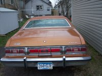 1975 Ford Elite, rear, exterior