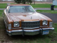 1975 Ford Elite, front, exterior, gallery_worthy