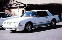 Picture of 1984 Ford Mustang GT350 Convertible, exterior