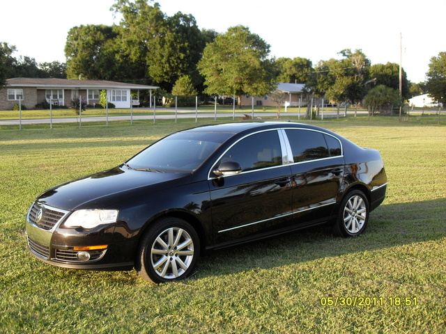 Picture of 2007 Volkswagen Passat 2.0T, exterior, gallery_worthy