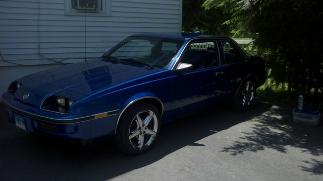 Buick Verano Review >> 1989 Buick Skyhawk - Overview - CarGurus