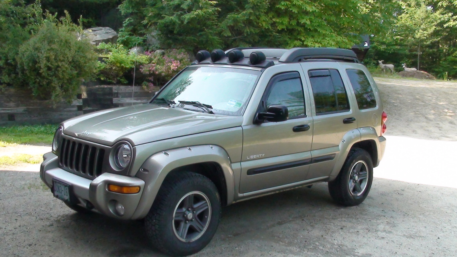 2004 jeep liberty exterior pictures cargurus. Black Bedroom Furniture Sets. Home Design Ideas