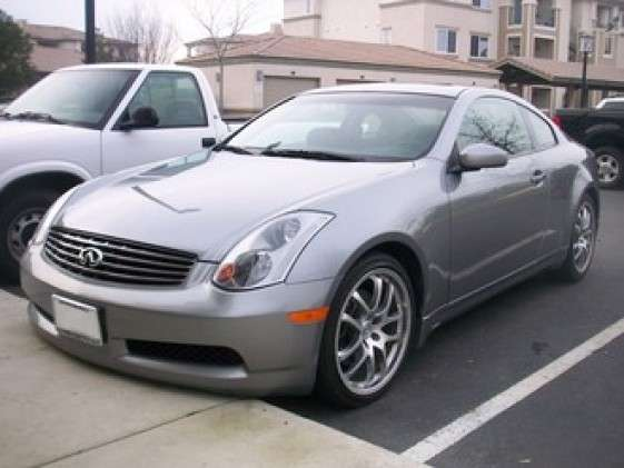 2006 infiniti g35 coupe for sale in canada cargurus autos post. Black Bedroom Furniture Sets. Home Design Ideas