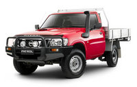 2007 Nissan Patrol Picture Gallery
