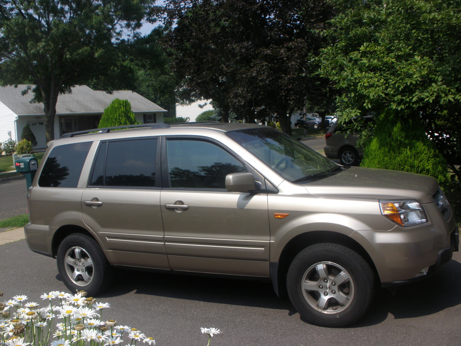 2007 Honda Pilot Used Review