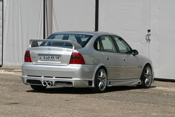 Picture of 1998 Opel Vectra