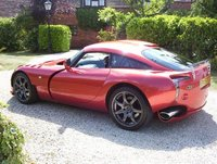 2006 TVR Sagaris Overview