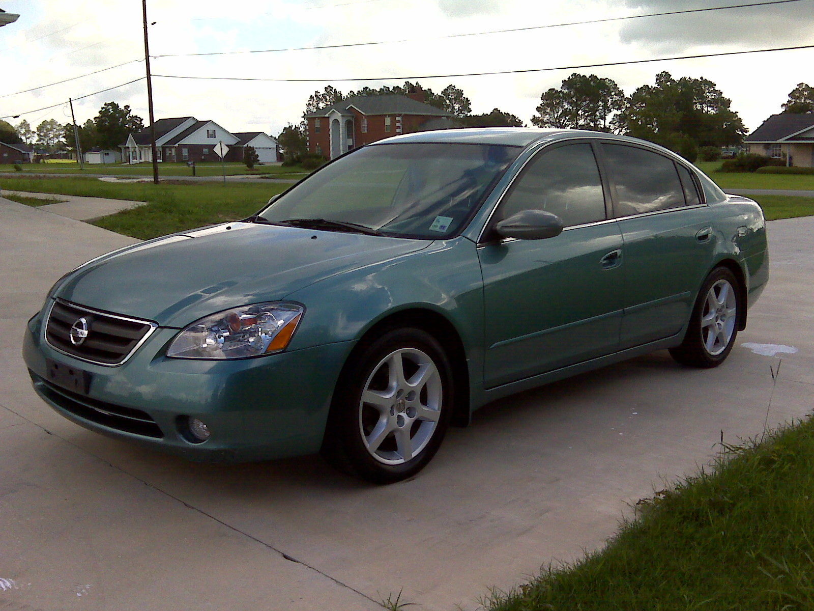 2003 nissan altima 3 5 se related infomation specifications weili automotive network. Black Bedroom Furniture Sets. Home Design Ideas