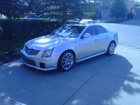 Picture of 2010 Cadillac CTS-V Base, exterior