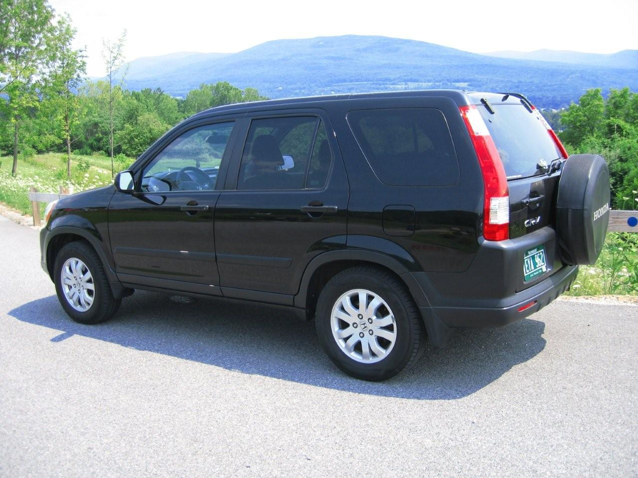 2006 honda cr v new cars used cars car reviews autos weblog. Black Bedroom Furniture Sets. Home Design Ideas