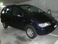 1997 Volkswagen Sharan Overview