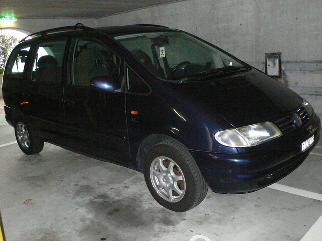 Picture of 1997 Volkswagen Sharan