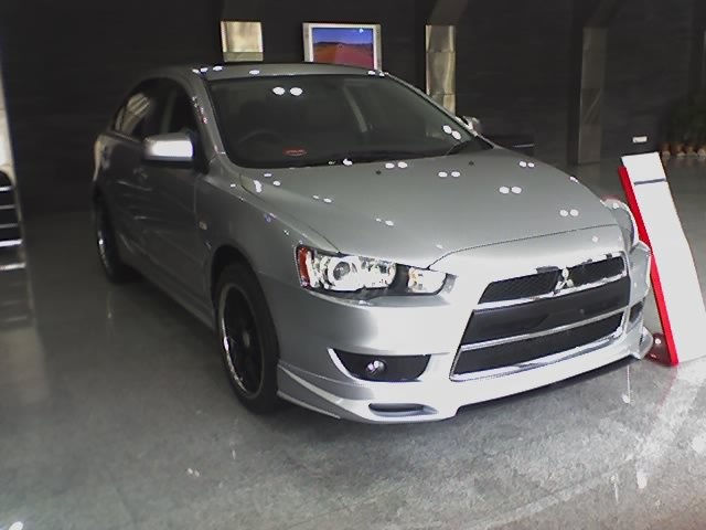 Picture of 2010 Mitsubishi Lancer