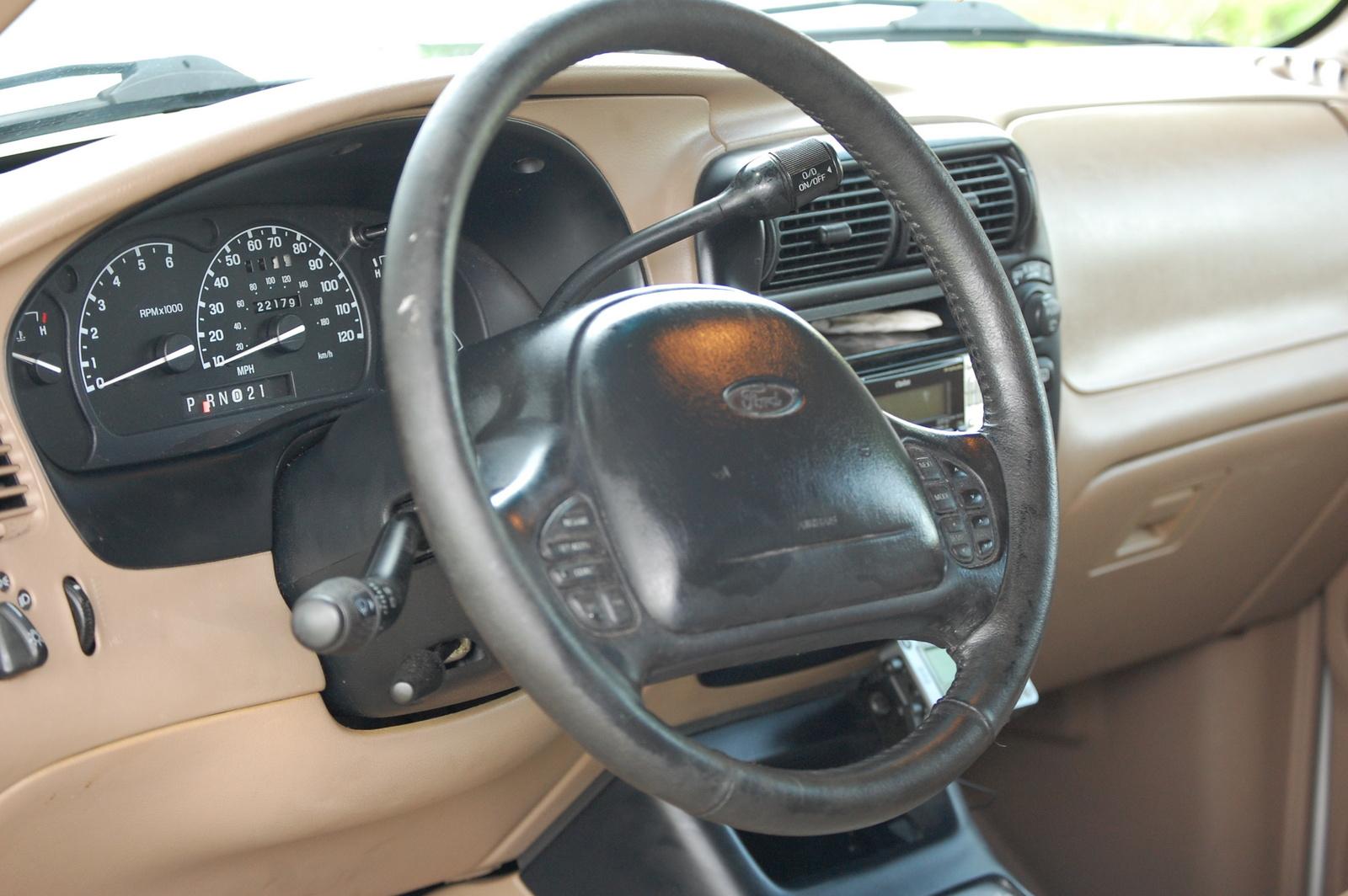 1999 Ford Explorer Interior Pictures Cargurus