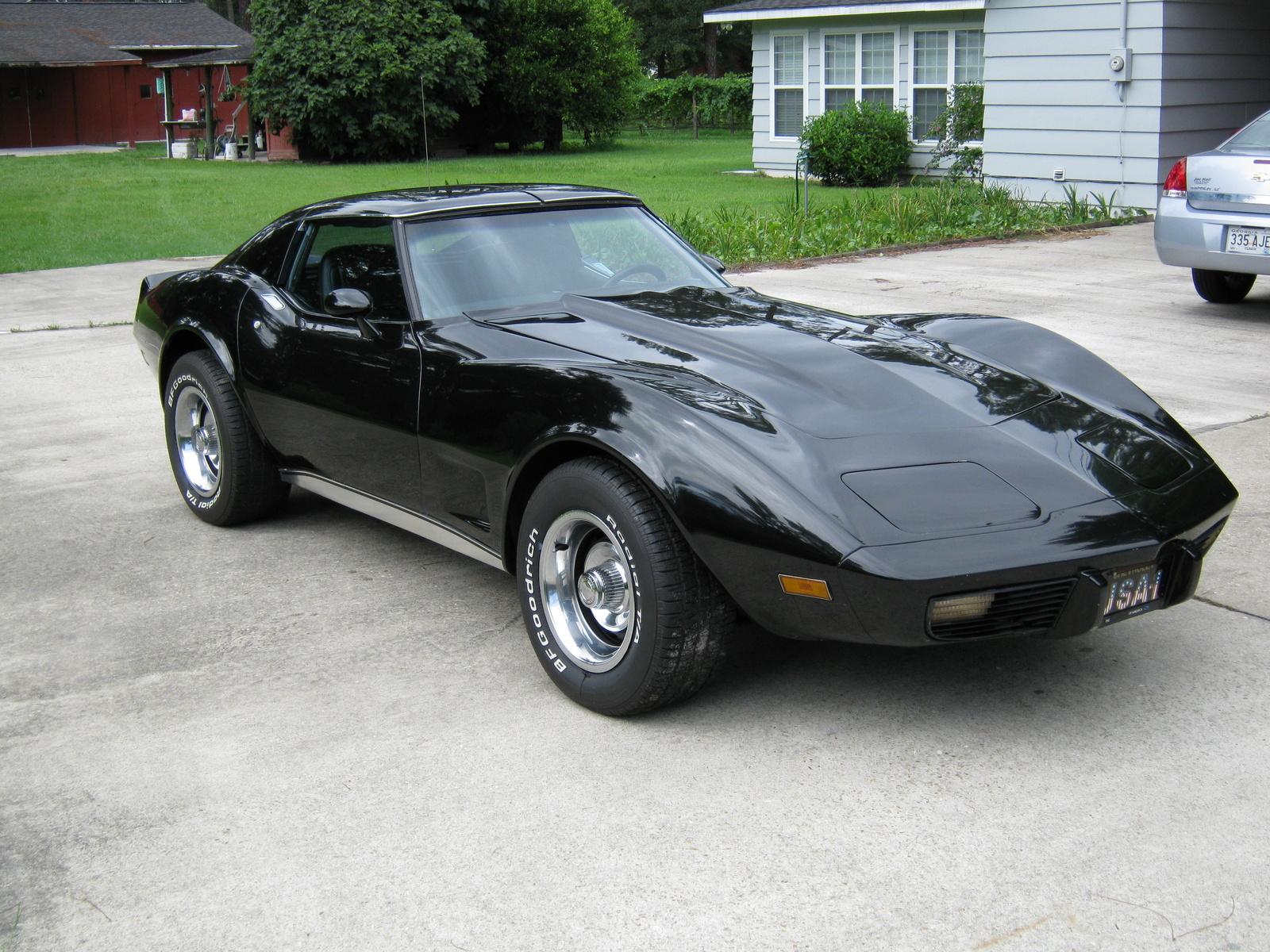 1977 Chevrolet Corvette Pictures Cargurus