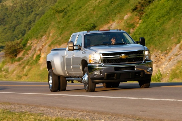 2011 chevrolet silverado 3500hd - pictures