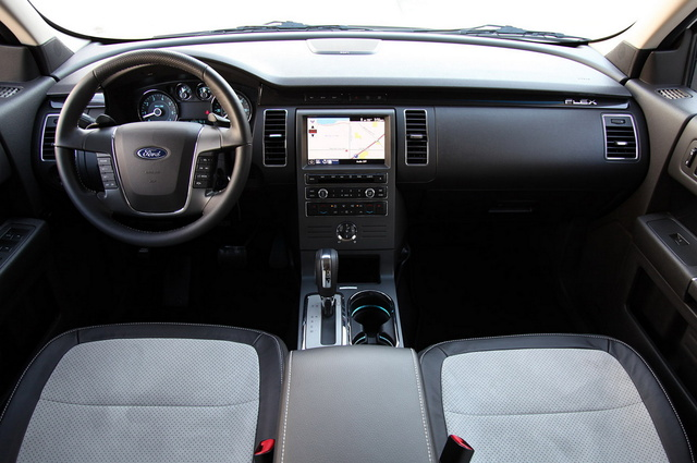 Picture of 2011 Ford Flex Titanium AWD w/ Ecoboost, interior, gallery_worthy