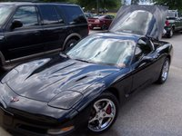 1997 Chevrolet Corvette Coupe, Picture of 1997 Chevrolet Corvette 2 Dr STD Hatchback, exterior