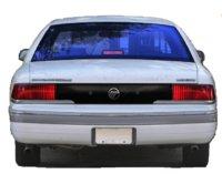 Picture of 1992 Mercury Grand Marquis 4 Dr LS Sedan, exterior