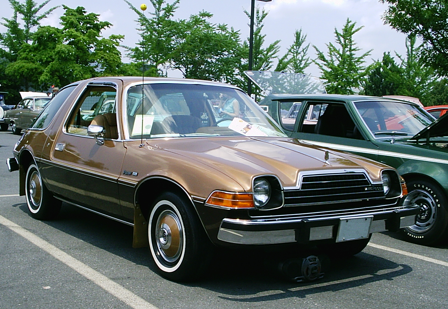 Honda Cars Of Concord >> 1979 AMC Pacer - Pictures - CarGurus