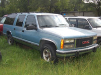 Picture of 1993 GMC Suburban K2500 4WD, exterior, gallery_worthy