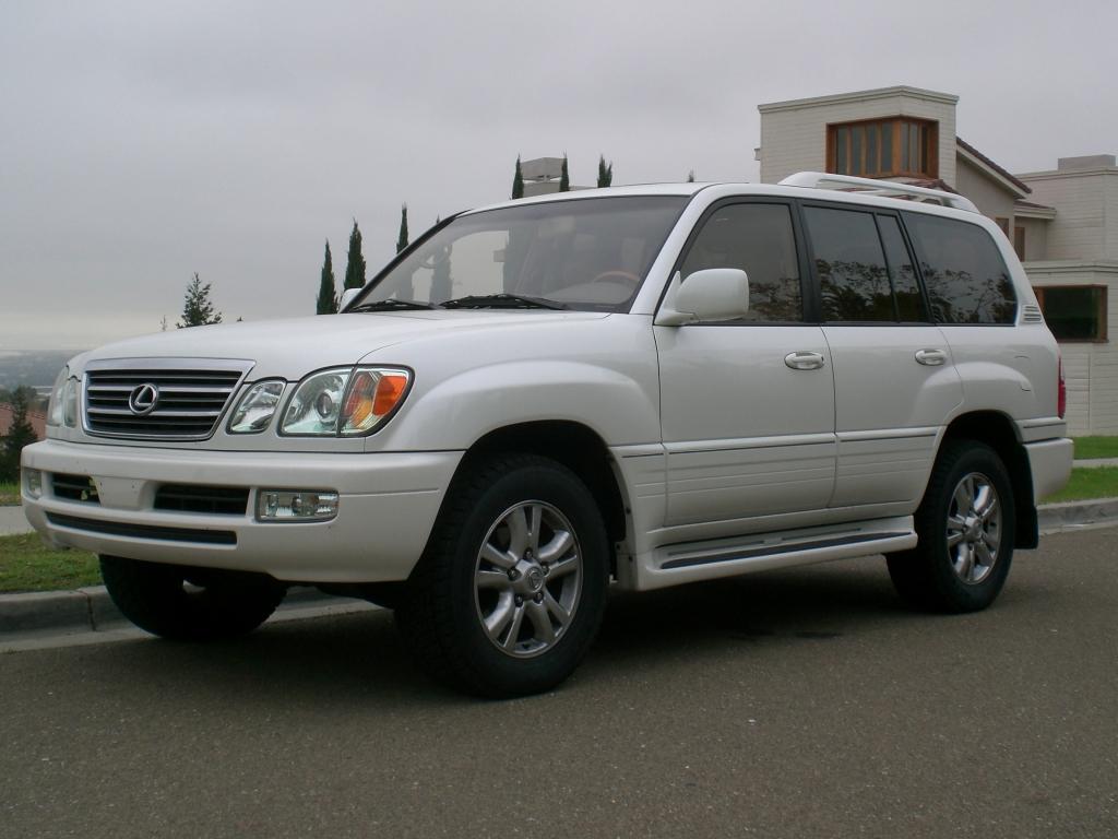 2004 Lexus Lx 470 Pictures Cargurus