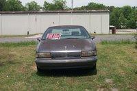 1991 Chevrolet Caprice Classic, Chevrolet Caprice Classic , exterior