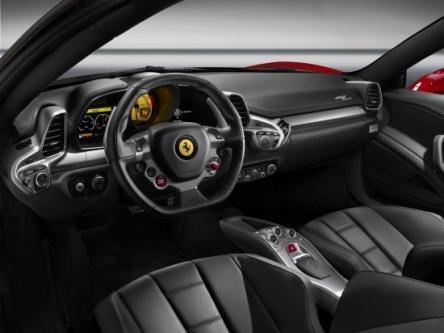 Picture of 2011 Ferrari 458 Italia Coupe RWD, interior, manufacturer, gallery_worthy