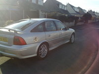 1996 Vauxhall Vectra Overview