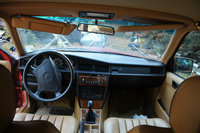 Picture of 1991 Mercedes-Benz 190-Class 4 Dr 190E 2.3 Sedan, interior, gallery_worthy