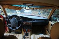 Picture of 1991 Mercedes-Benz 190-Class 4 Dr 190E 2.3 Sedan, interior