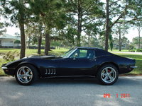 Picture of 1969 Chevrolet Corvette Coupe, exterior, gallery_worthy