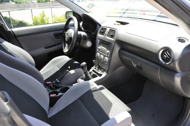 2007 Subaru Impreza - Interior Pictures - CarGurus