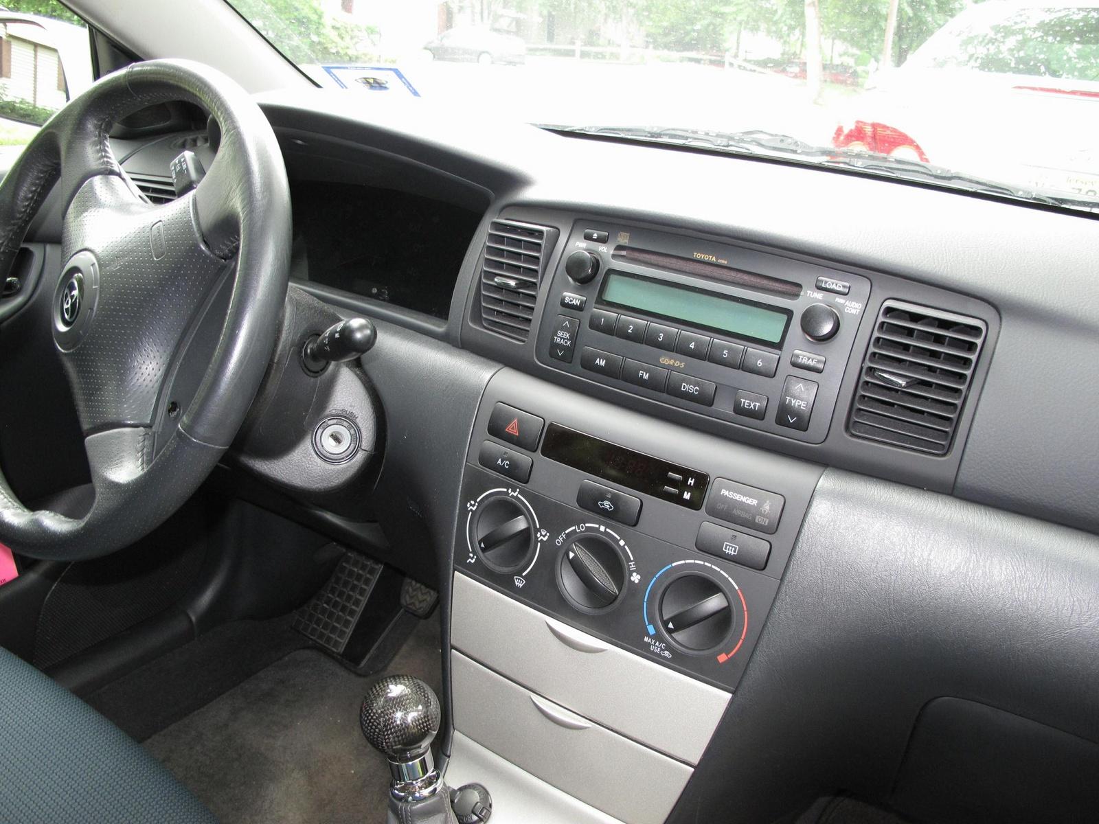 Corolla Interior Accessories Images